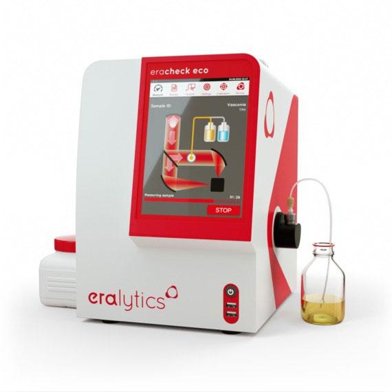 ERACHECK PRO – Olio e Idrocarburi in Acqua