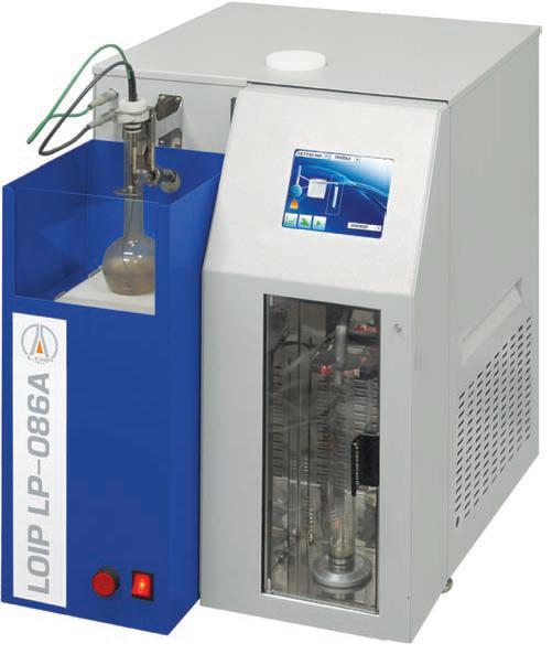 LOIP LP-086A Distillatore di Prodotti Petroliferi