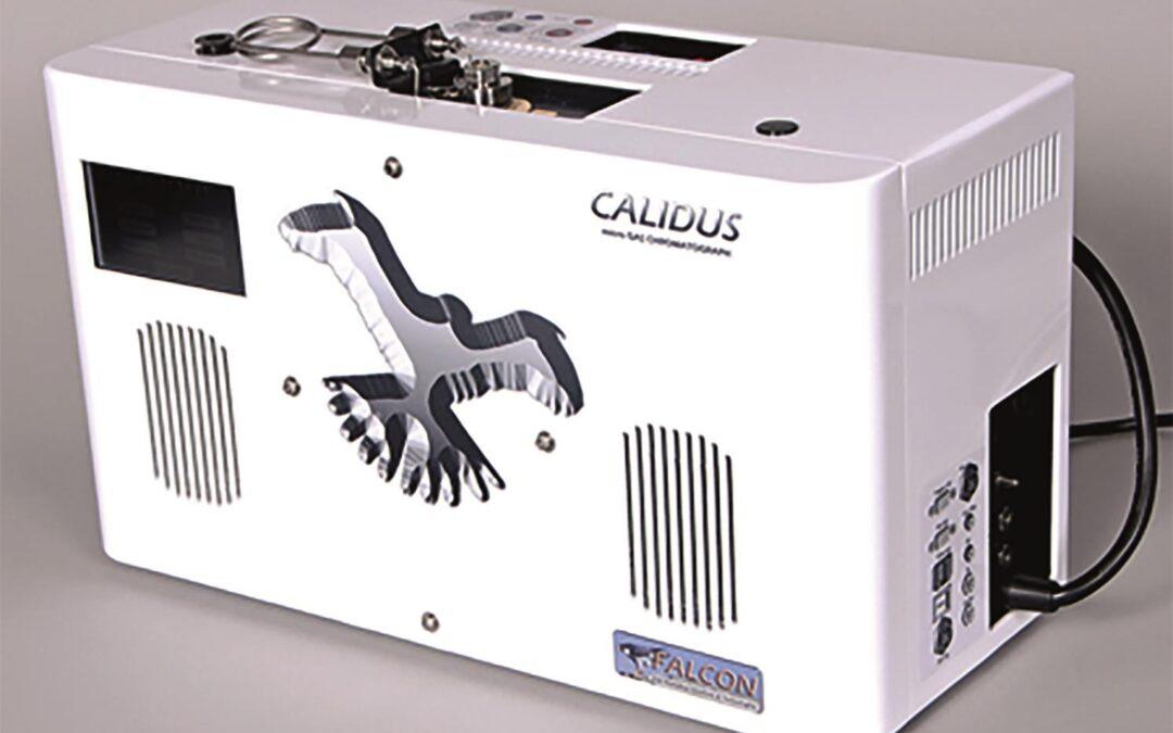 ultra-Fast GC CALIDUS