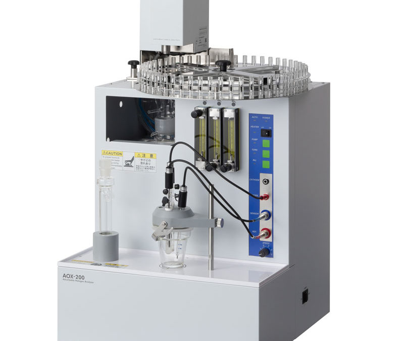 Composti Alogenati Organici Adsorbibili – AOX-200